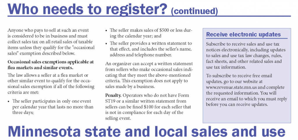 MN Sales Tax Booklet p3
