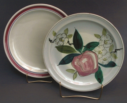 Normany dinner plates