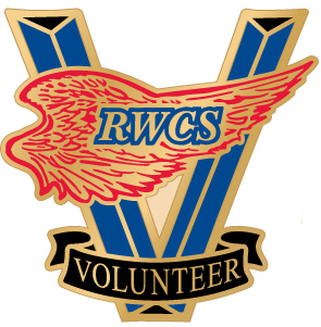 Volunteer Recognition Pin