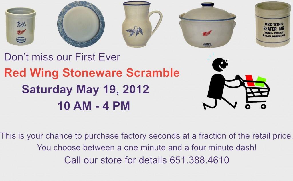 Stoneware scramble