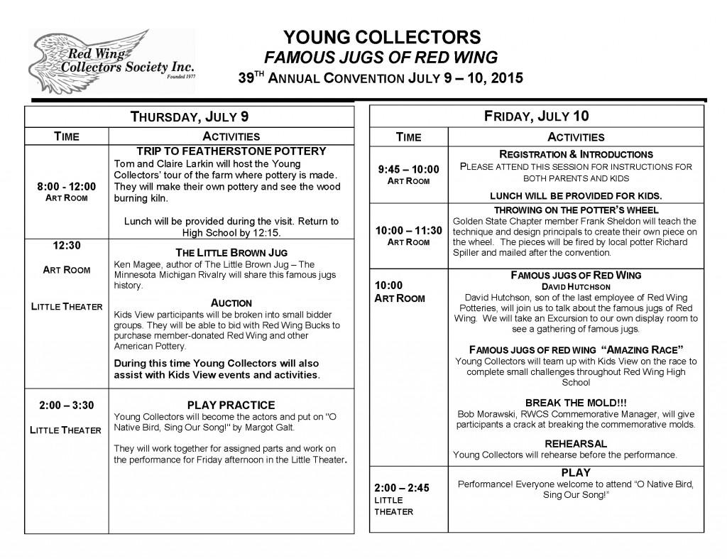 YC15 Program Final